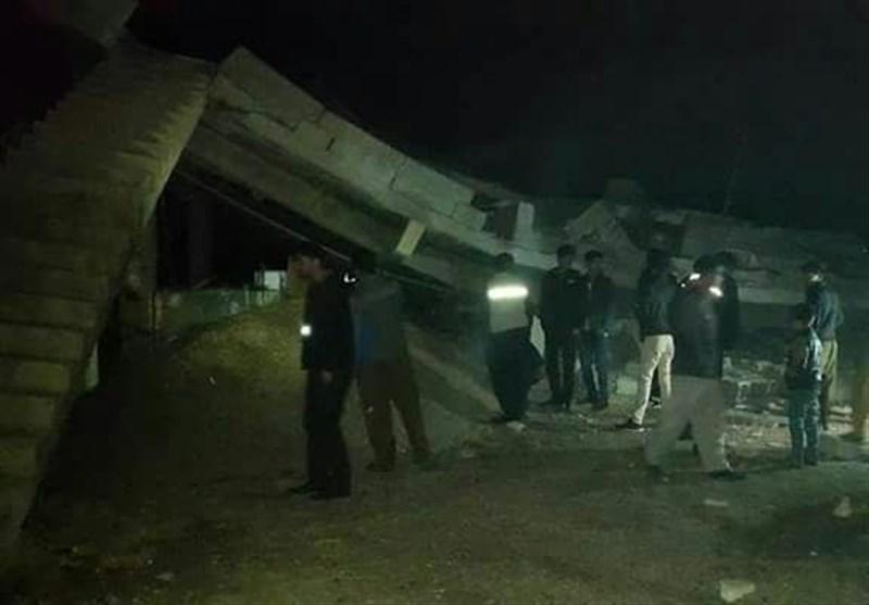 وضعیت خرابی و تلفات اقلیم کردستان عراق پس از زلزله دیشب + عکس