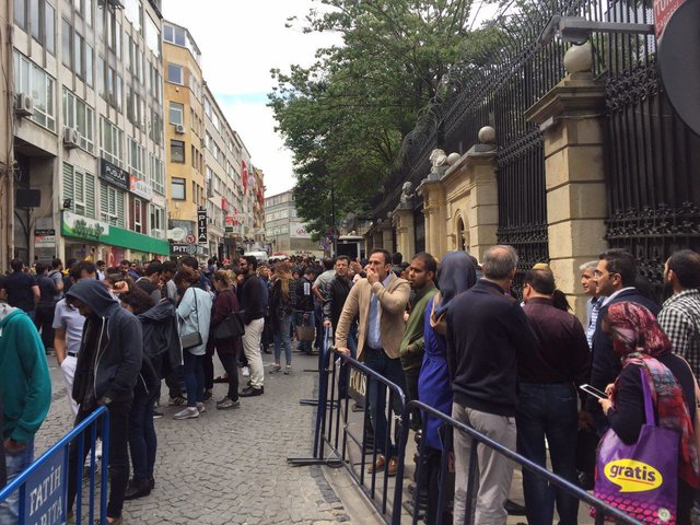 رای داد در استانبول