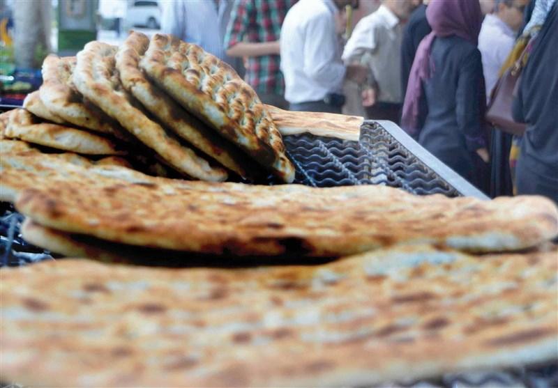 قیمت های جدید انواع نان پس از افزایش 15 درصدی + جدول