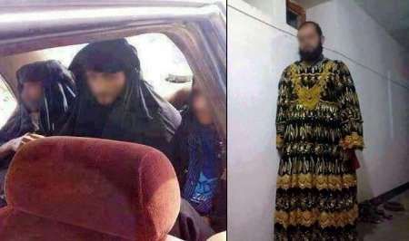 داعش لباس مبدل