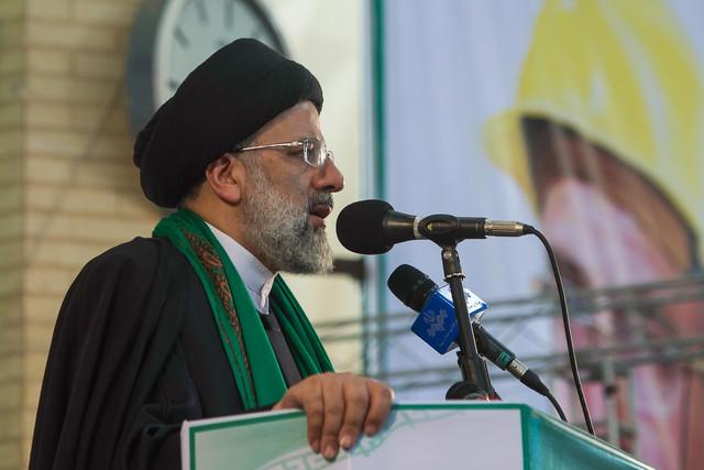 ابراهیم رئیسی: عده ای در لباس دین نگاه سکولار دارند
