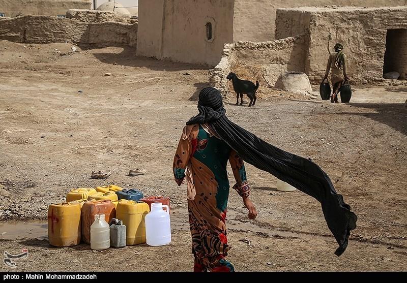 تبعات بحران آب در کشور / یک کشته در درگیری بر سر آب با پلیس