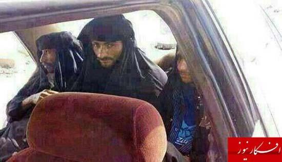 داعش در لباس زنانه