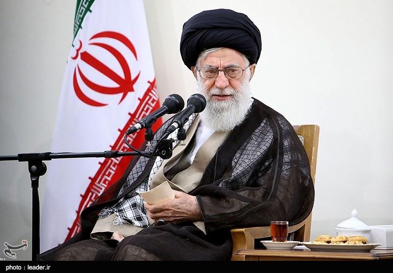 رهبر معظم انقلاب : هر حرکت غلط در برجام با عکسالعمل جمهوری اسلامی مواجه میشود