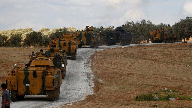 حمله نظامی ترکیه به شمال سوریه
