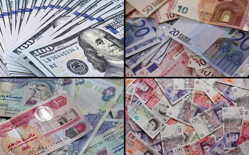 دلار و درهم