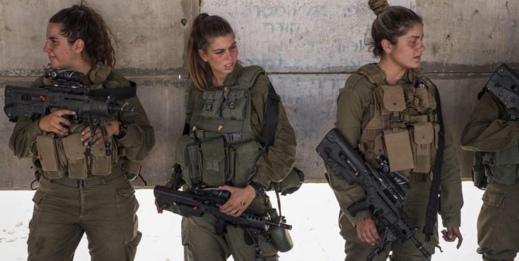 گزارشی از وضعیت نظامیان زن در ارتش اسرائیل
