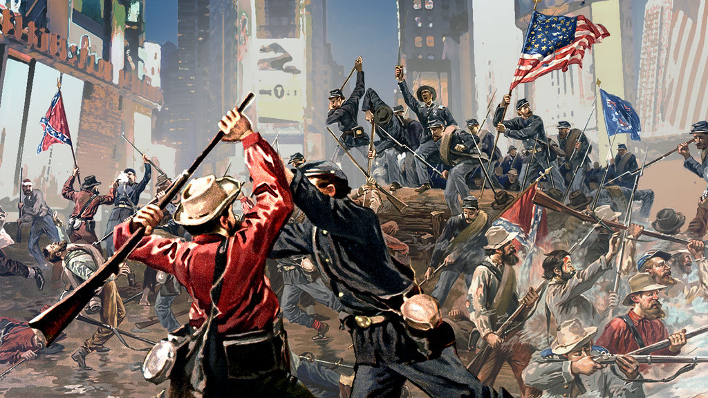 جنگ داخلی آمریکا