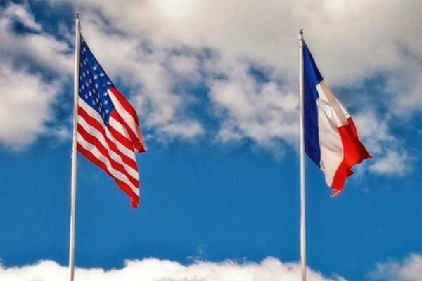 آمریکا و فرانسه