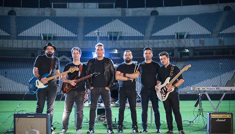اجرای کنسرت در استادیوم آزادی