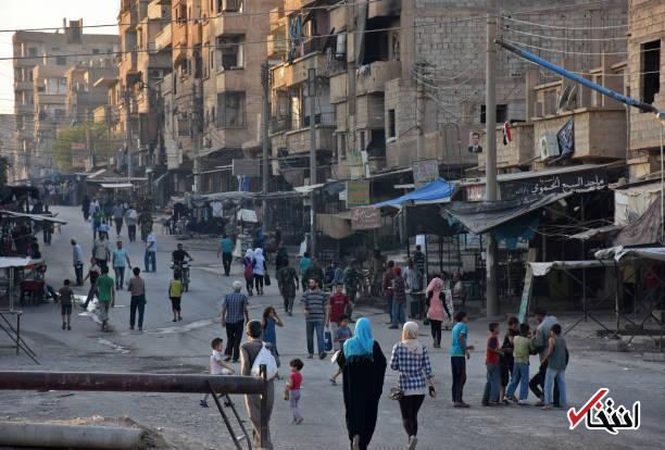 ورود ارتش سوریه در دیرالزور