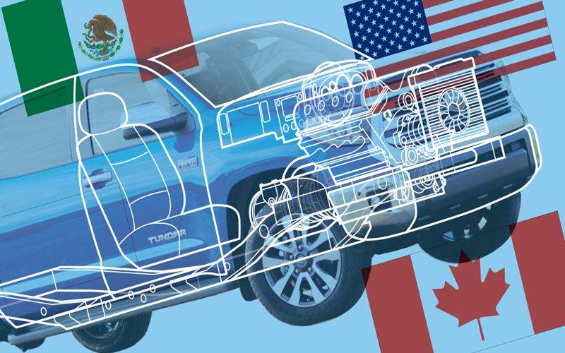ترامپ تعرفه خودروسازی