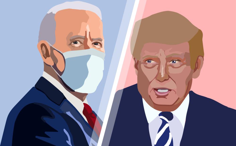 ترامپ بایدن