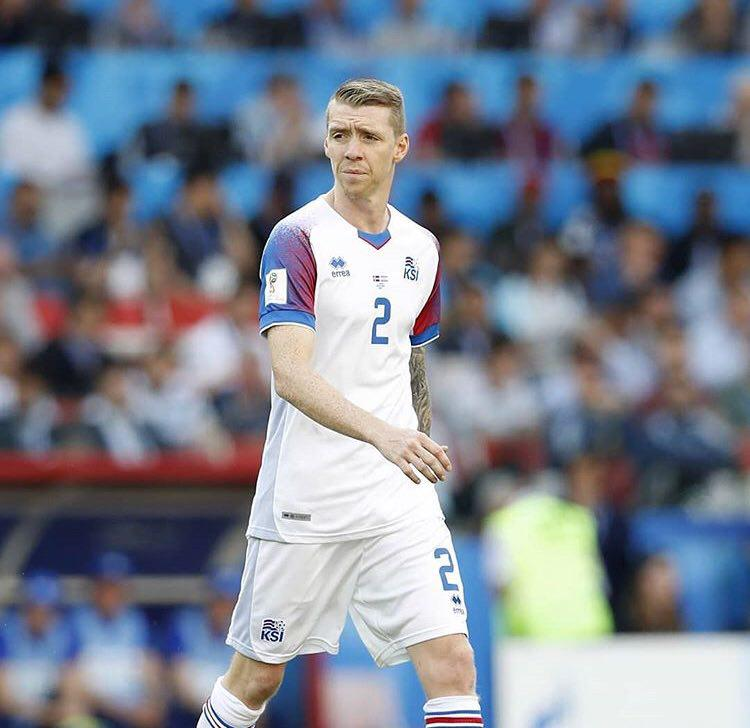 فوتبالیست عجیب ایسلند