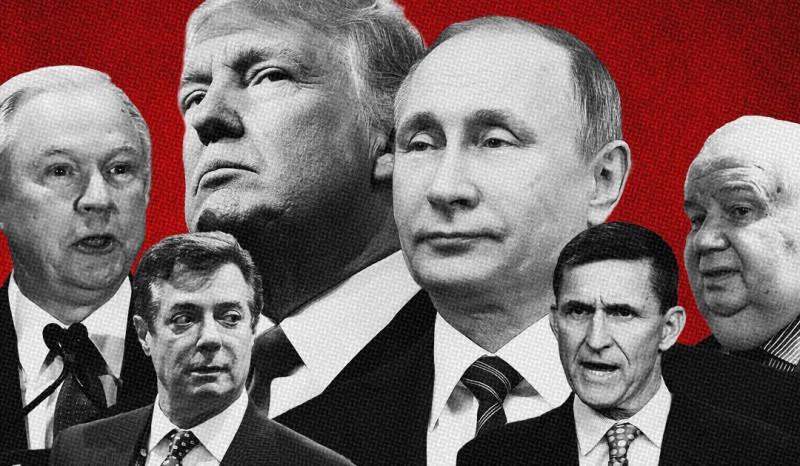 تبانی انتخاباتی ترامپ و روسیه