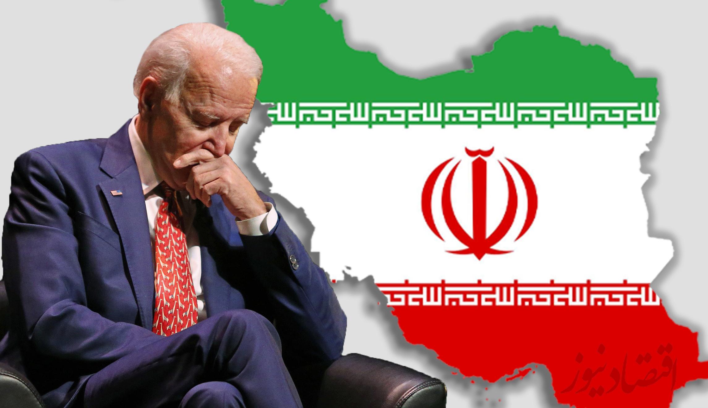 جو بایدن و ایران