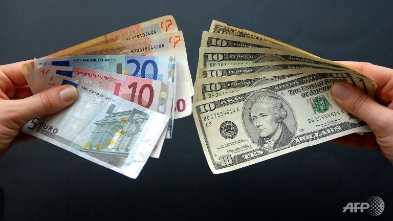 کاهش نرخ دلار و افزایش نرخ یورو در روز جاری+جدول قیمت