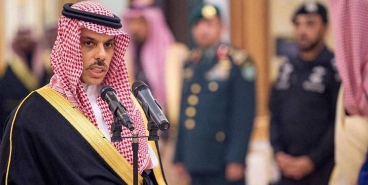 فیصل بن فرحان آل سعود وزیر خارجه عربستان