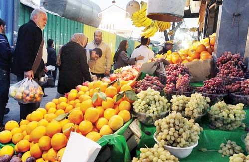 تازهترین قیمتها از بازار میوه و ترهبار/ کاهش قیمت مرکبات نوبرانه