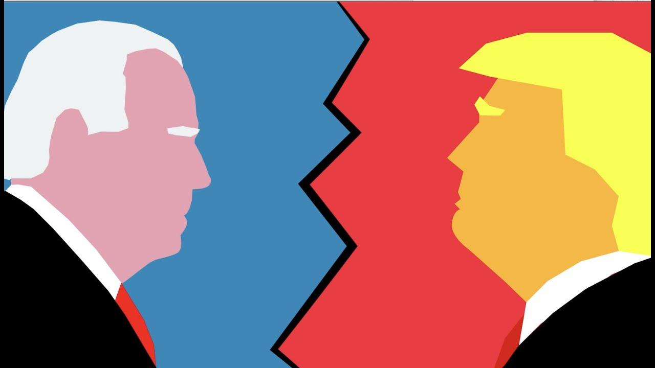 دونالد ترامپ و جو بایدن / انتخابات ۲۰۲۰ آمریکا / رئیسجمهور ایالات متحده