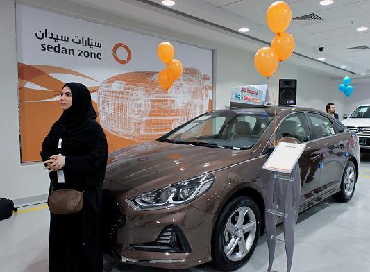رانندگی زنان عربستان