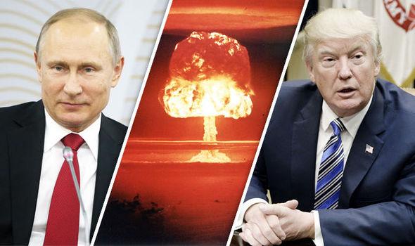جنگ هسته ایی