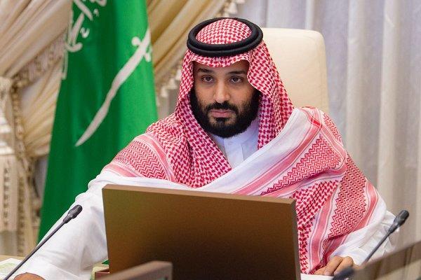 محمد بن سلمان بالاخره آفتابی شد