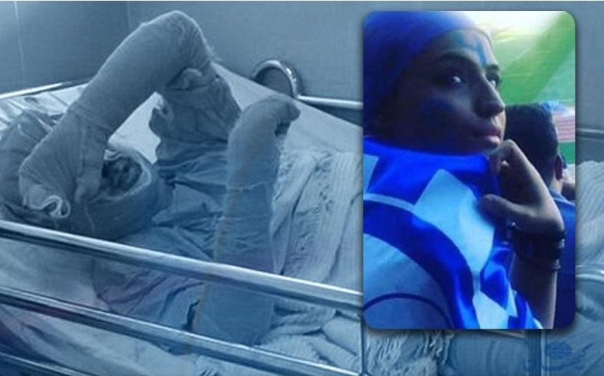 مرگ سحر دختر آبی