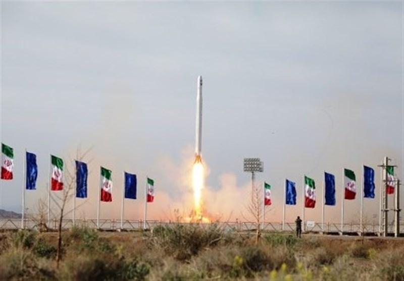 اولین ماهواره نظامی ایران