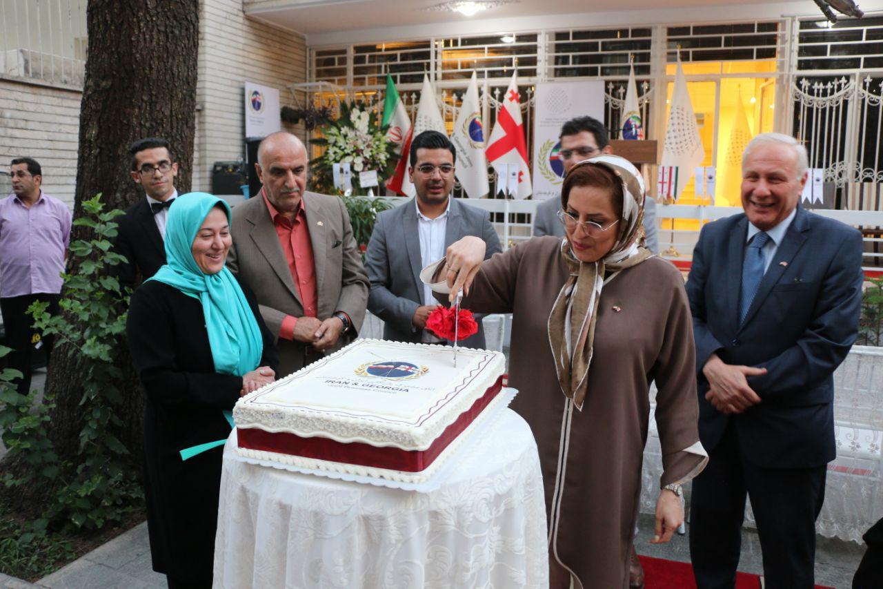 دفتر کارگزاری اتاق بازرگانی مشترک ایران و گرجستان