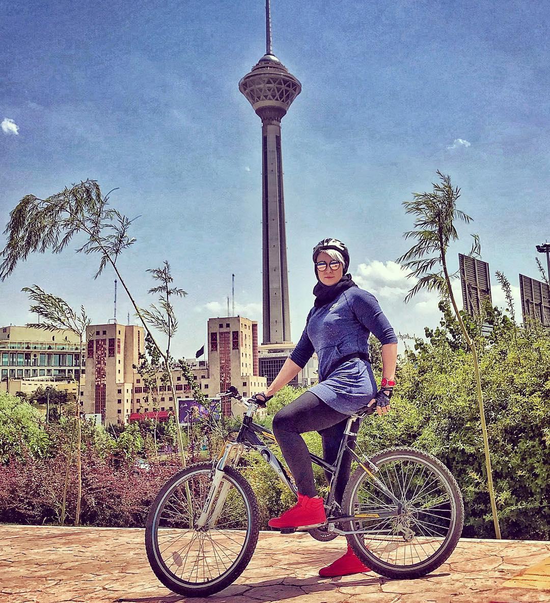 لیلا رجبی بانوی ورزشکار ایرانی