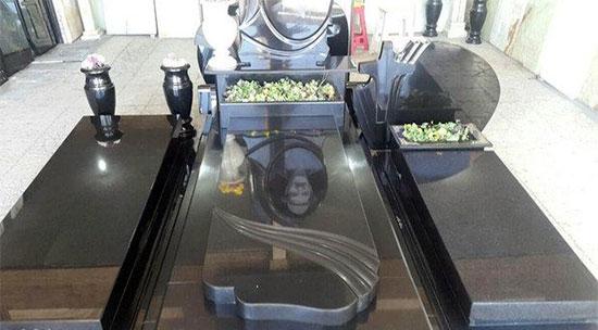سنگ قبر لاکچری