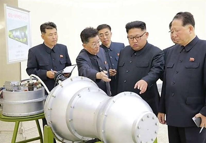 بمب هیدروژنی کره شمالی