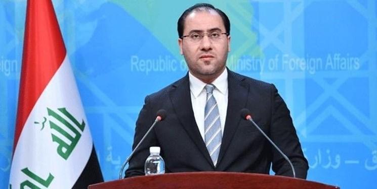 «احمد الصحاف» سخنگوی وزارت خارجه عراق