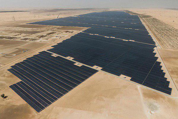 تولید برق از خورشید