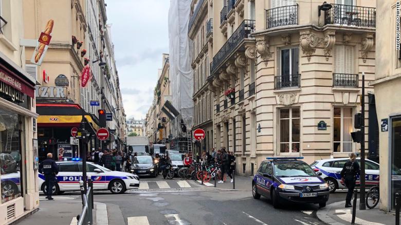 گروگانگیری پاریس