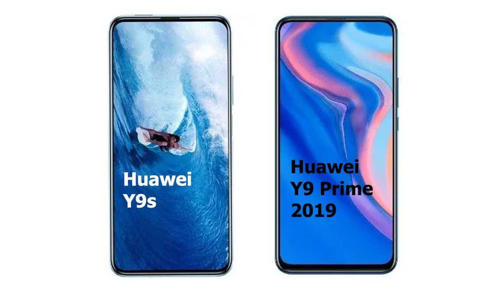 Huawei-Y9s-vs-Huawei-Y9-Prime-2019