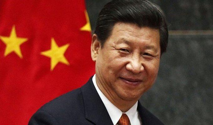 شی جین پینگ رییس جمهور چین
