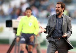رکورد جدید برای مربی فوتبال ایران