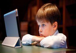 هشدار جدی در مورد ضرر صفحه های نمایش برای کودکان