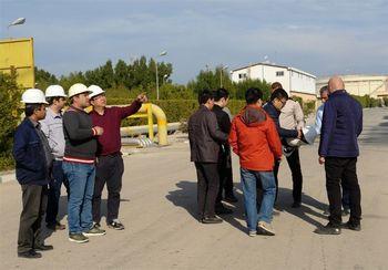 ورود چینی ها به ساخت نیروگاه در ایران