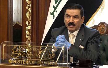 توضیح وزیر دفاع عراق درباره سفرش به ایران