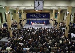مراسم تنفیذ حکم ریاست جمهوری حسن روحانی