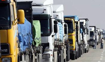 کاهش هزینه توزین کامیونها در مرز عراق