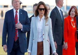 دخالت «ملانیا ترامپ» اخراجی دیگری در کاخ سفید رقم زد