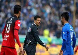 حضور داور مشهور فوتبال ایران و خانواده در اکران یک فیلم +عکس
