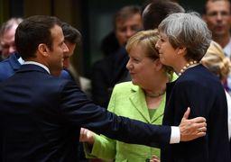 مکرون: ساختار اتحادیه اروپا نیازمند اصلاح و بازسازی است