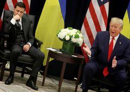 انتشار متن مکالمه اول ترامپ و زلونسکی