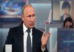 دستور ناگهانی پوتین به ارتش کشورش