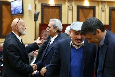 جلسه هیات نمایندگان اتاق بازرگانی ایران